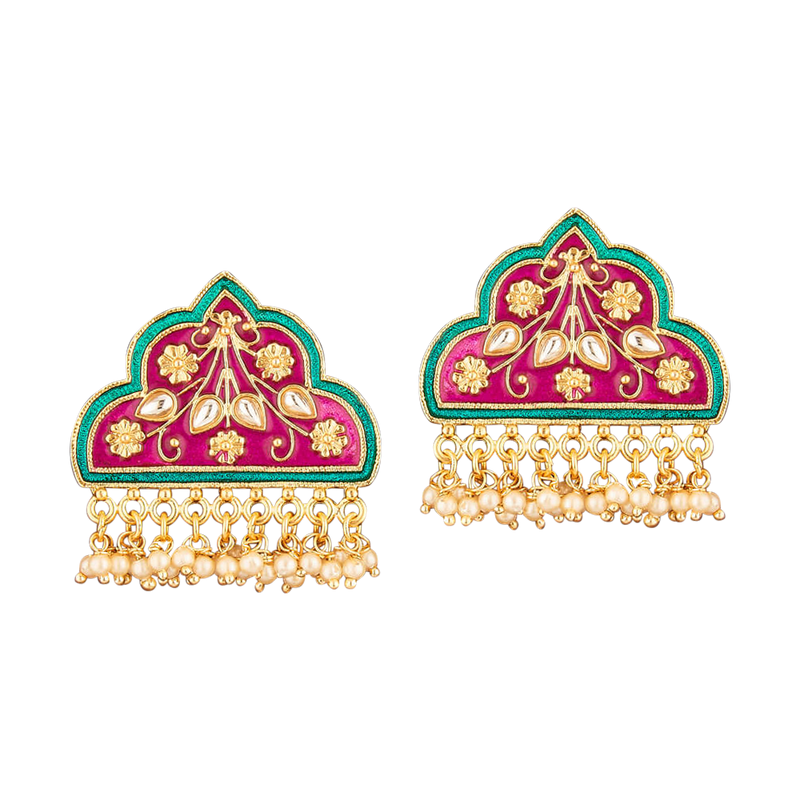 Nara Earring - The Pink Bazaar