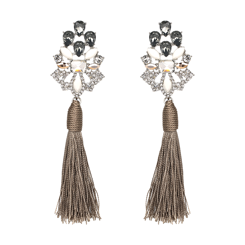 Tira Earrings - The Pink Bazaar