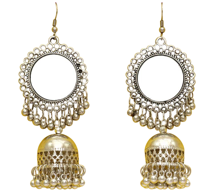 Tisha Earrings - The Pink Bazaar