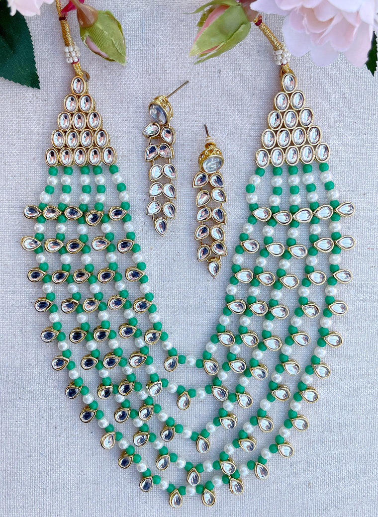 Priya Necklace Set