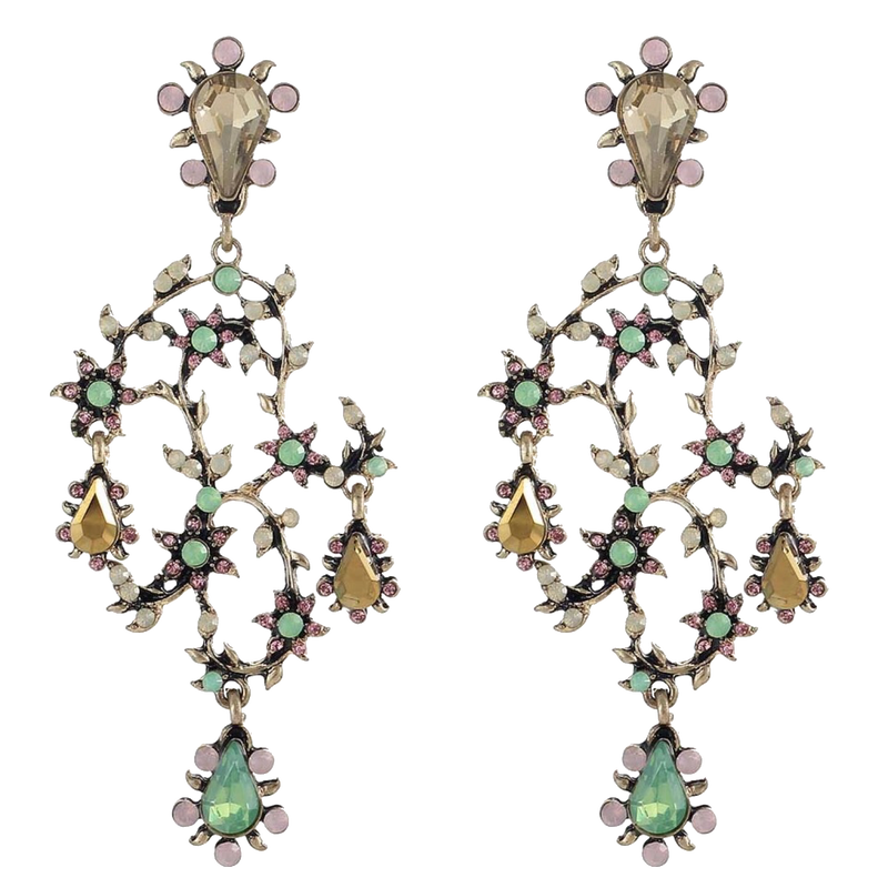 Lea Earrings - The Pink Bazaar
