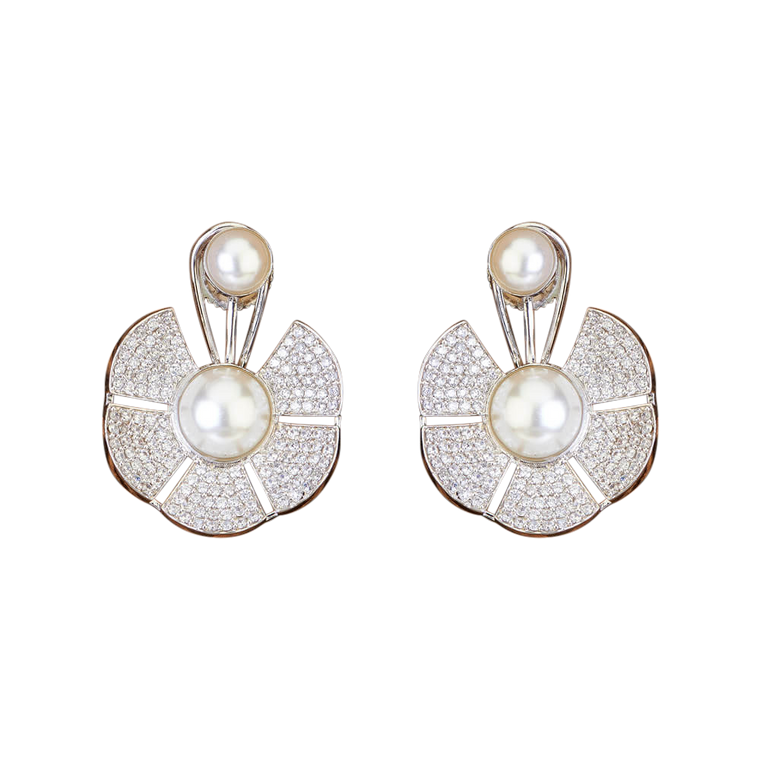 Phool Earrings