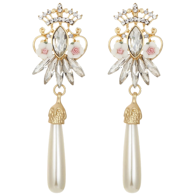 Victoria Earrings - The Pink Bazaar