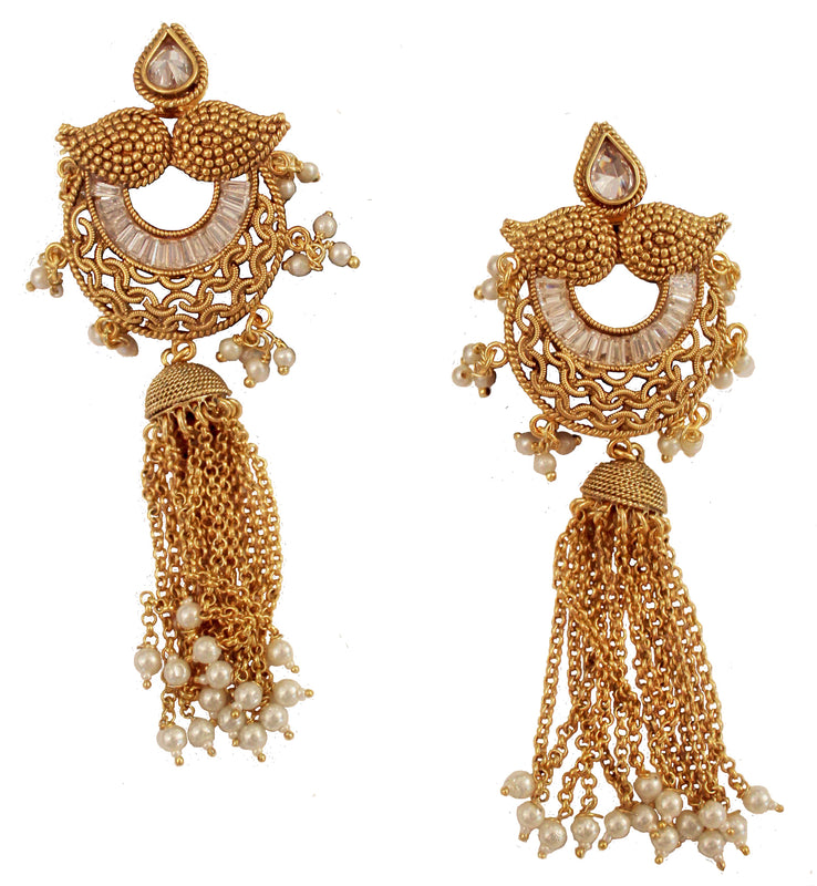 Mena Earrings - The Pink Bazaar