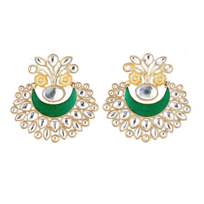 Rama Earrings - The Pink Bazaar