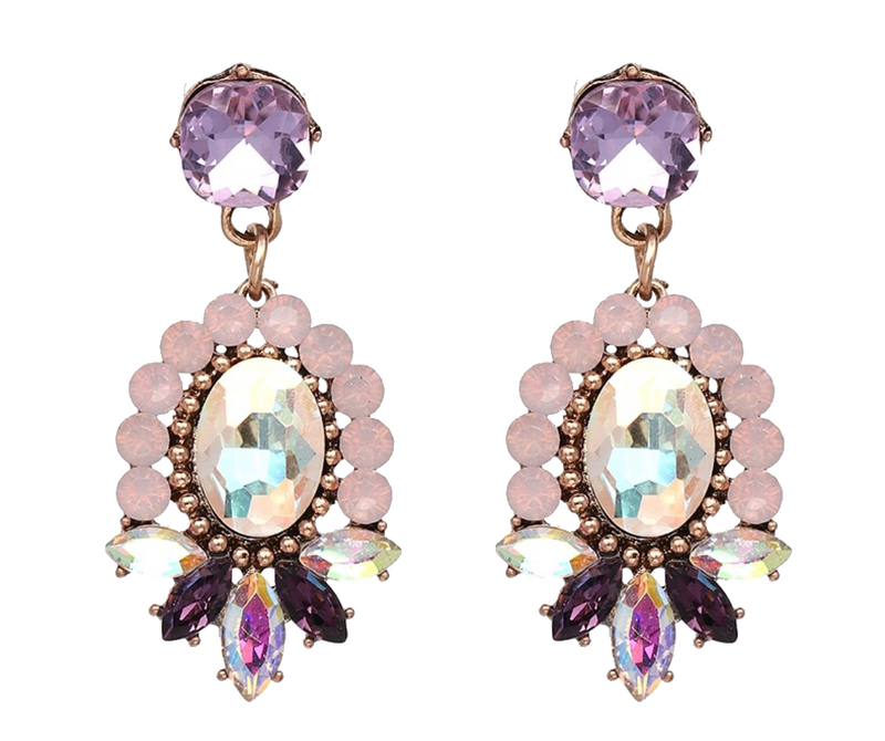Ilanya Earrings - The Pink Bazaar