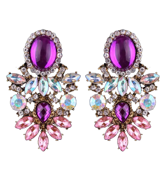 Davi Earrings - The Pink Bazaar