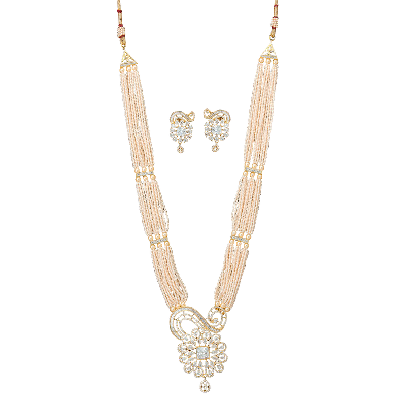 Roma Necklace Set - The Pink Bazaar