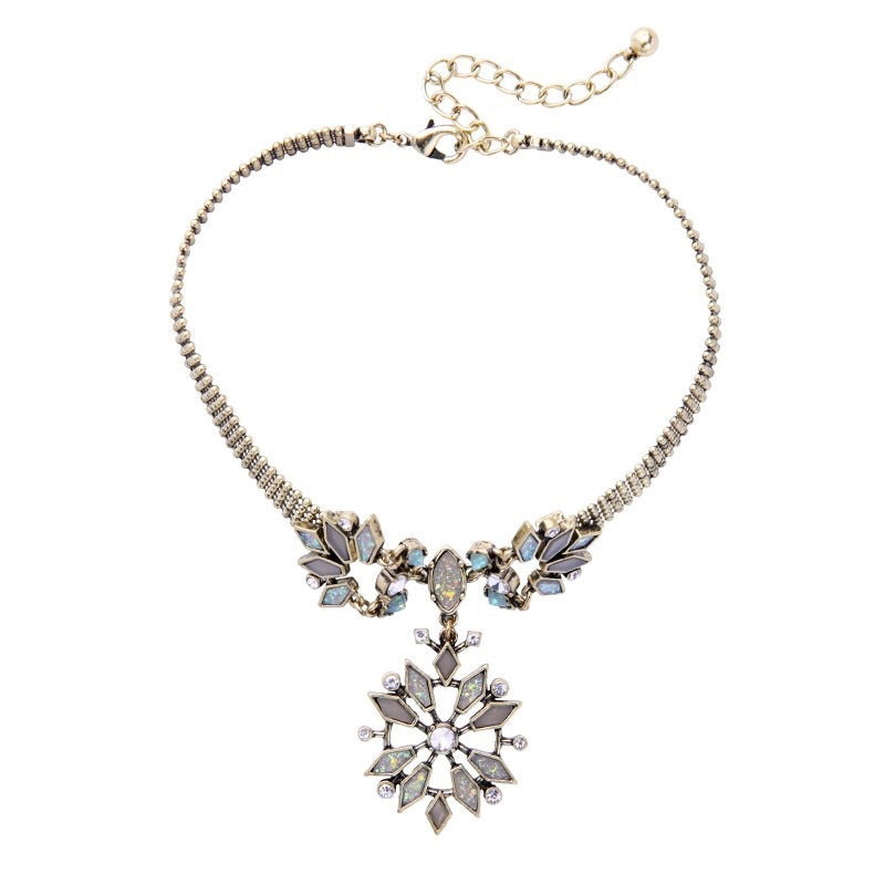 Becca Necklace - The Pink Bazaar
