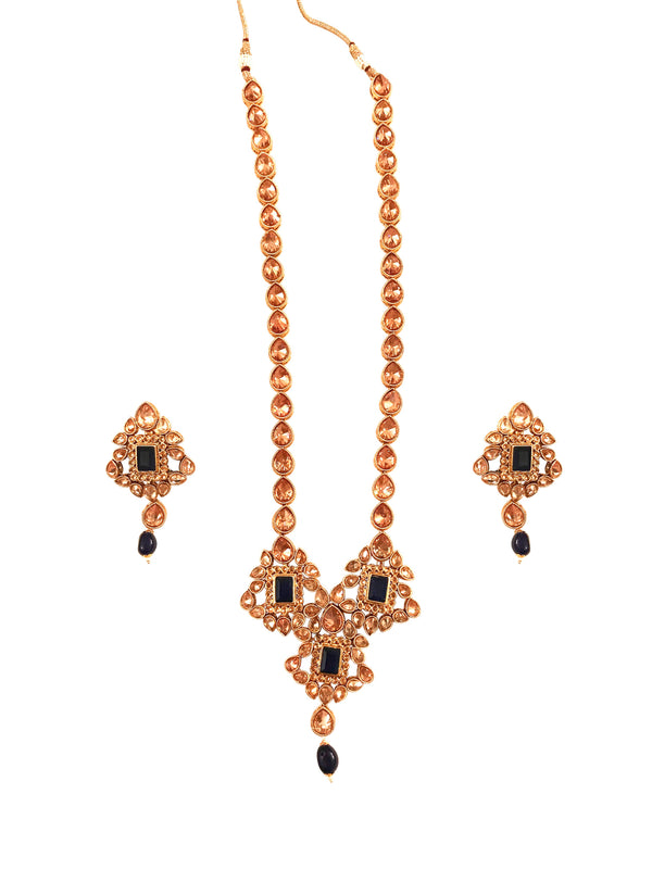 Fitoor Necklace Set - The Pink Bazaar
