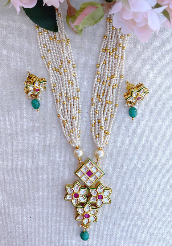 Malika Necklace Set