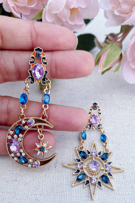 Karina Earrings - The Pink Bazaar