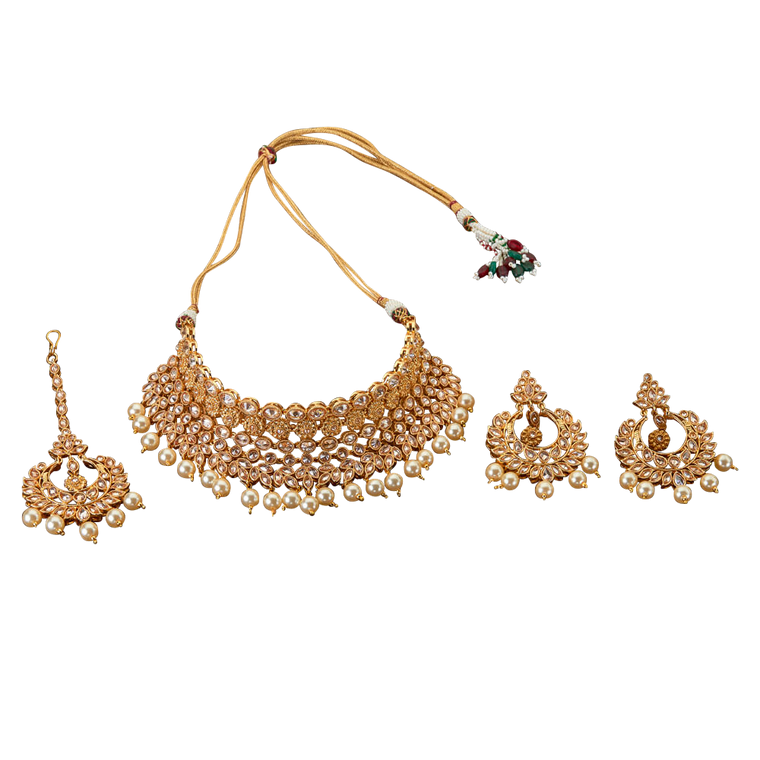 Kantia Necklace Set