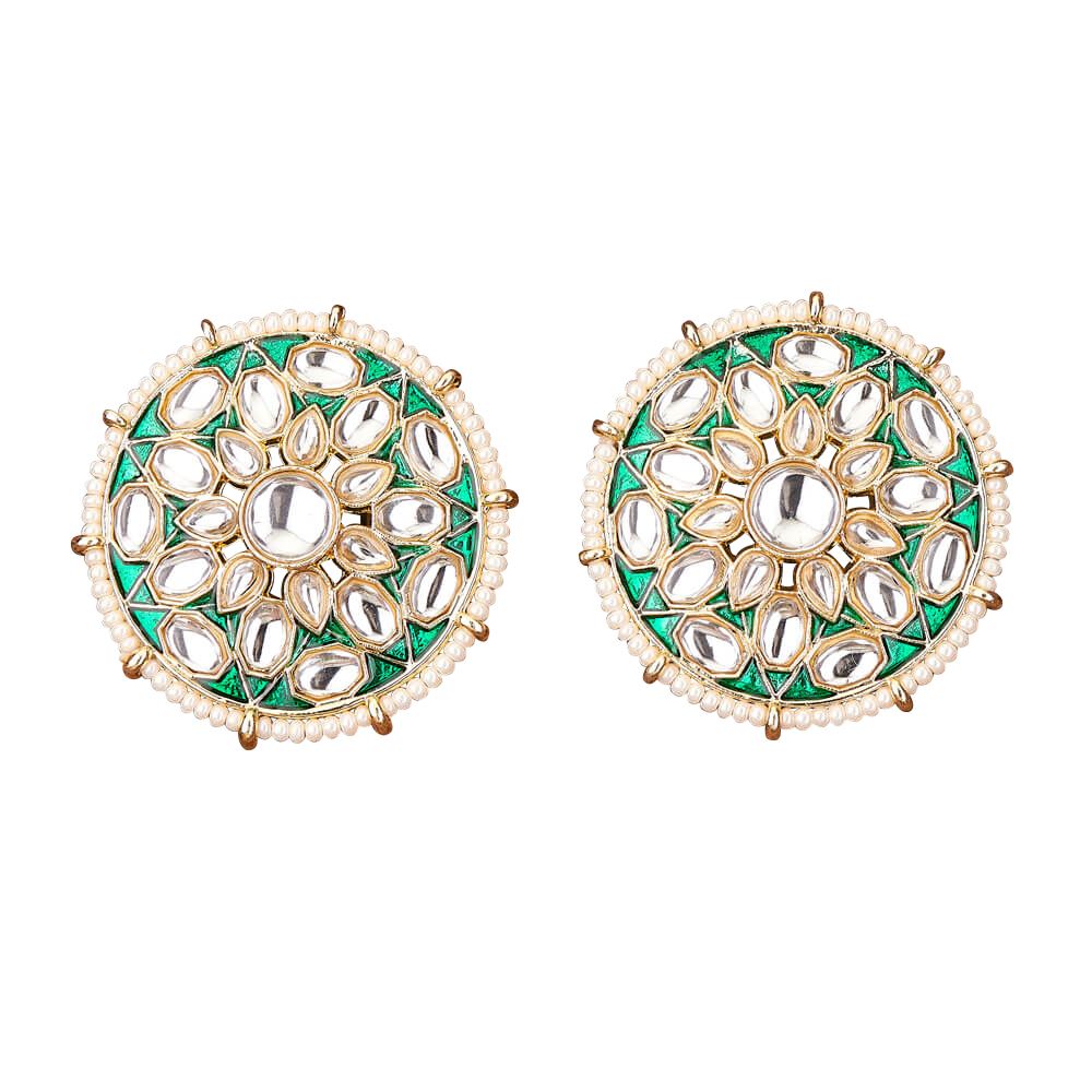 Rima Earrings - The Pink Bazaar