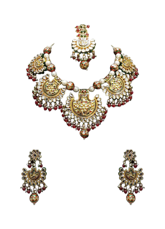 Sitara Necklace Set - The Pink Bazaar