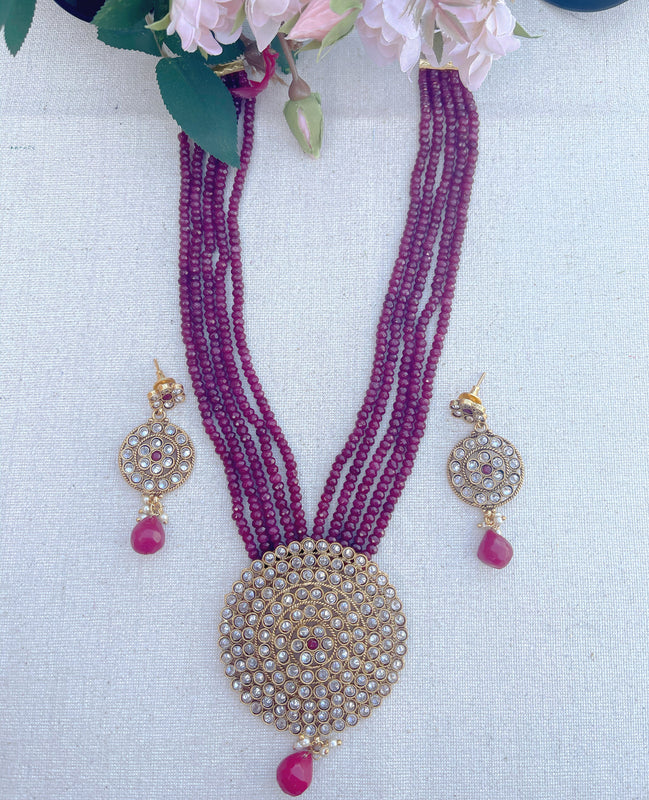 Tara Necklace Set