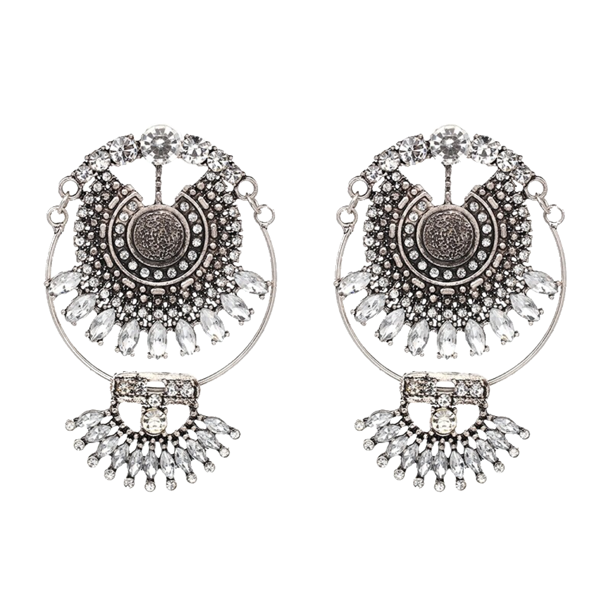Amalia Earrings - The Pink Bazaar