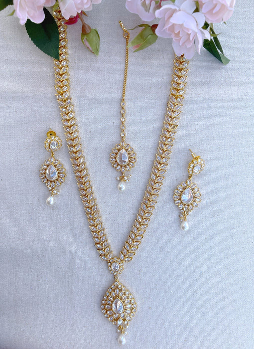 Damini Necklace Set