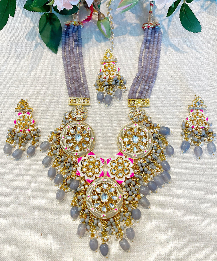 Zeena Necklace Set
