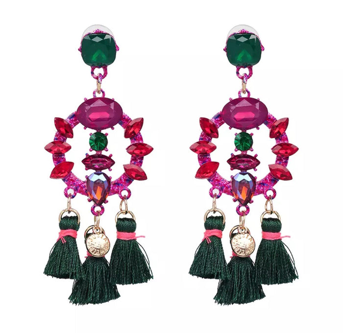 Lia Earrings - The Pink Bazaar