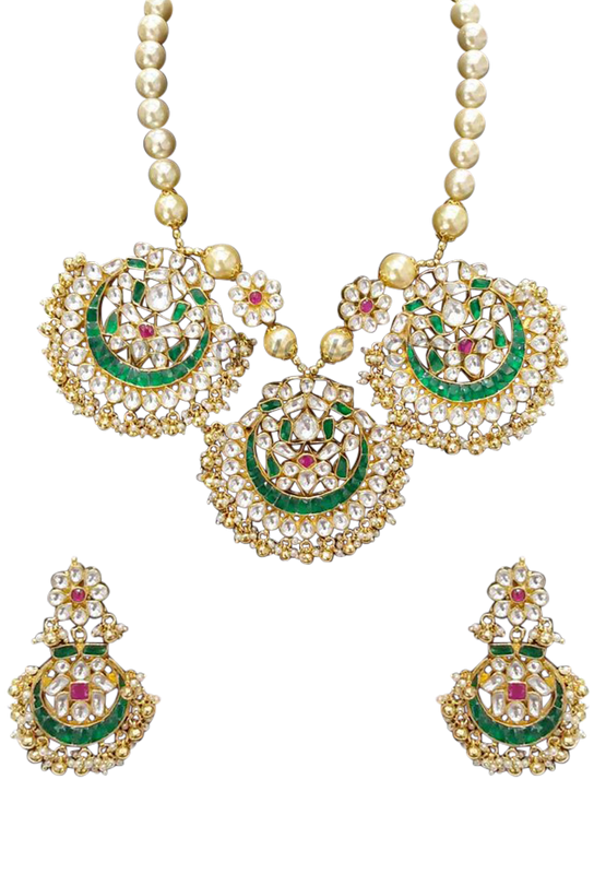 Garden Necklace Set