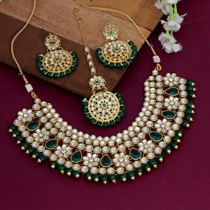 Henna Necklace Set