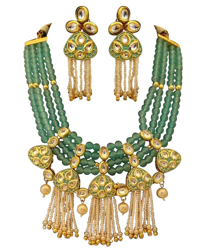 Sona Necklace Set