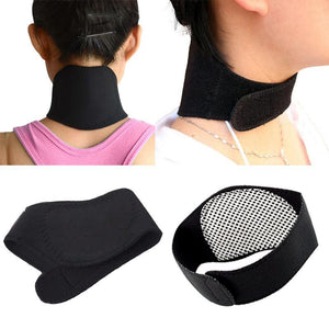 Magnetic Therapy Neck Brace for Pain Relief & Tension Healing
