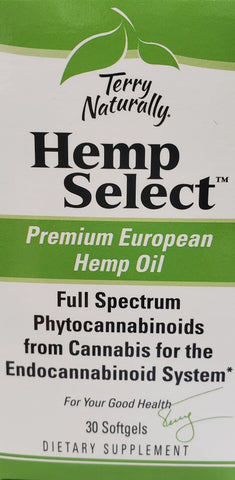 Terry Naturally Hemp Select™ Softgels