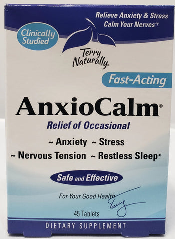 Terry Naturally AnxioCalm®