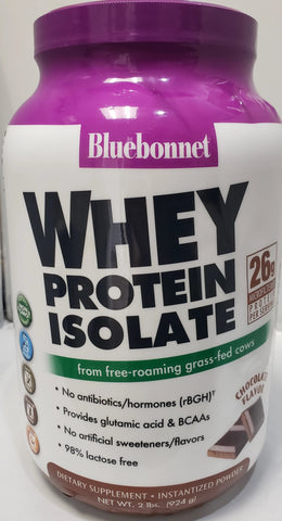 Bluebonnet Whey Protein