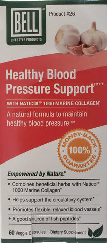 Bell Blood Pressure support
