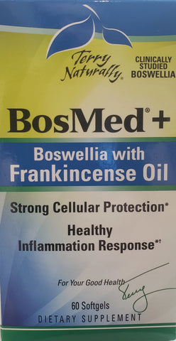 BosMed + Boswellia with Frankincense Oil