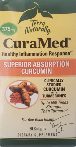 Terry Naturally CuraMed® 375 mg