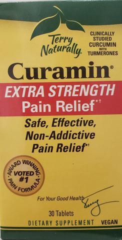 Terry Naturally Curamin® Extra Strength Pain Relief
