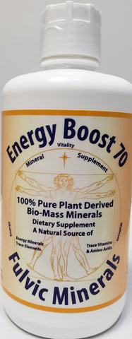 Morningstar Minerals Energy Boost 70  32 fl oz