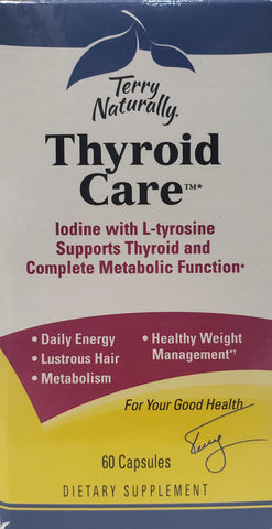 Terry Naturally Thyroid Care™*