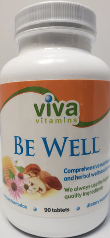 Viva Be Well  90 Tablets