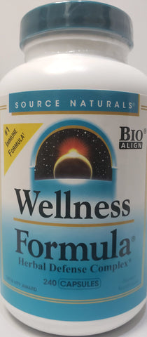 Source Naturals Wellness Formula® Capsules