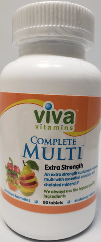 Viva Complete Multi Extra Strength