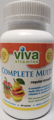 Viva Complete Multi Regular Strength