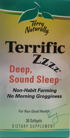 Terry Naturally Terrific Zzzz®  30 softgels