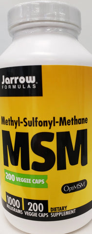 Jarrow MSM 1000 mg