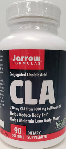 Jarrow CLA (Tonalin) 750 mg  90 Softgels