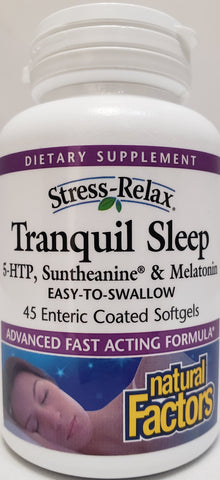 Stress-Relax® Tranquil Sleep®