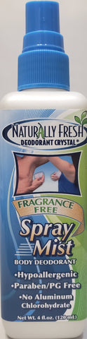 Naturally Fresh Deodorant Crystal  4 fl oz