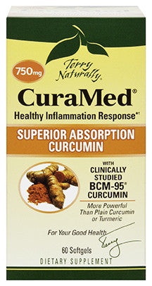 Terry Naturally CuraMed® 750 mg