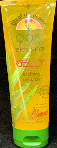 Lily of the desert 99% Aloe Vera Gelly