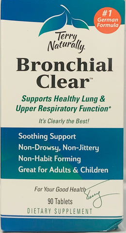 Terry Naturally Bronchial Clear™