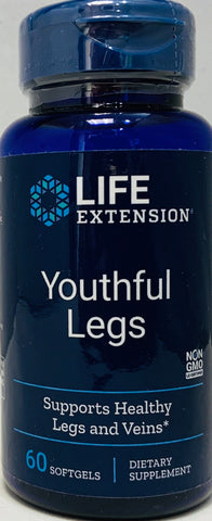 Life Extension Youthful Legs  60 softgels